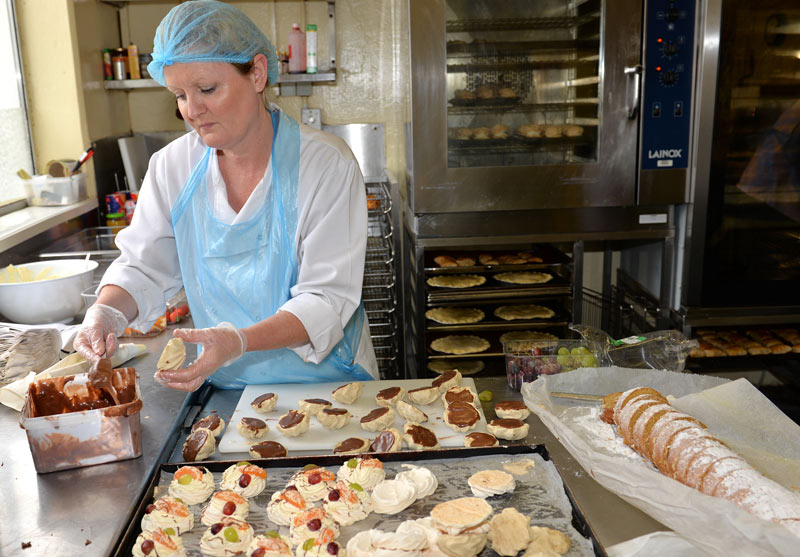 duhallow community food services