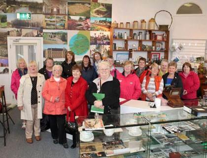 Kanturk & DuhallowVisitors to Millstreet Museum on 5th May 2015 -800