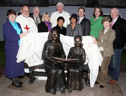 Newmarket statue unveiling copy