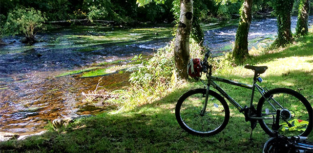 leisure cycle in duhallow